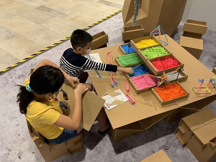 STEAM Coding/Making Workshops | STEAM Education [Ages 6-16]@Chinatown image