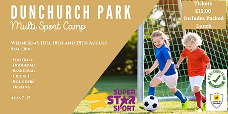Multi-Sport Summer Day Camp tickets