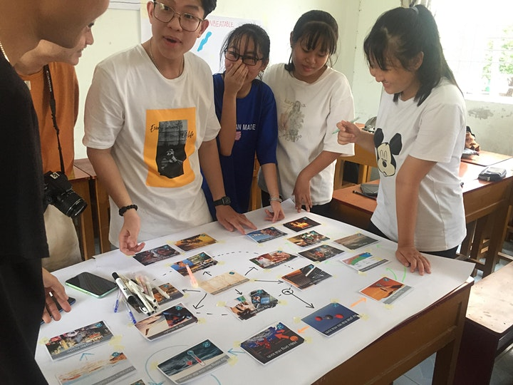 Climate Fresk Workshop Vietnam n°2 image