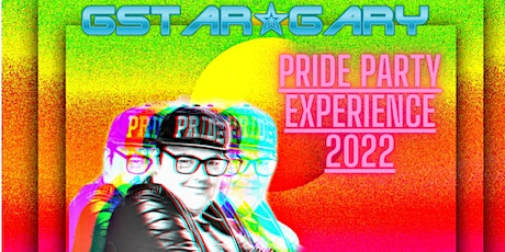 GStar Gary Pride Party Experience 2022 tickets