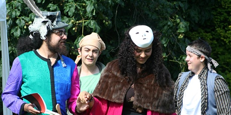 Shakespeare in Amberley:  Summer Garden Party and Fundraiser tickets