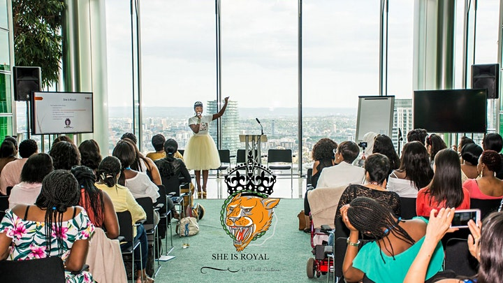She is Royal 5th Annual Conference image