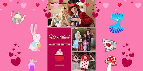 Wonderland Valentine Festival tickets