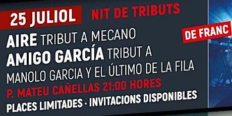 Nit de tributs (Inca) entradas