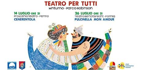 Teatro per tutti - Parco Robinson biglietti