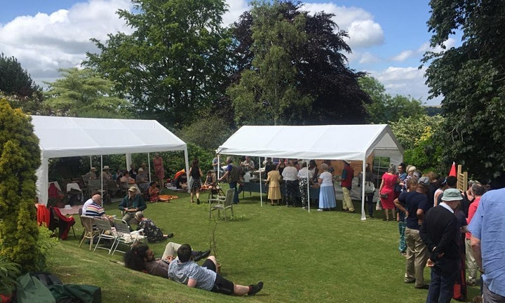 Shakespeare in Amberley:  Summer Garden Party and Fundraiser image