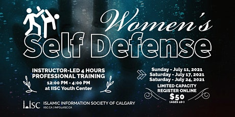 Women's Self-Defense Training (ages 16+) tickets