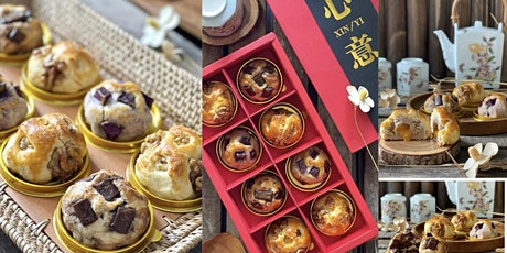 Classic Pastry Mooncake tickets