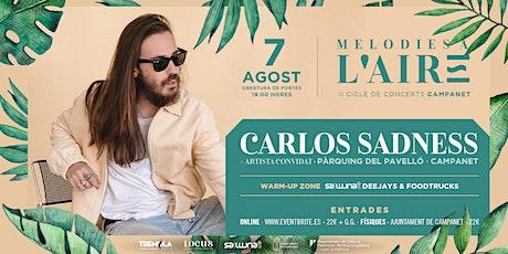 Carlos Sadness (Mallorca) tickets