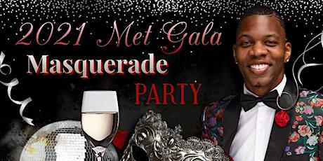 """2021 Met Gala """"Masquerade Party"""" tickets"""