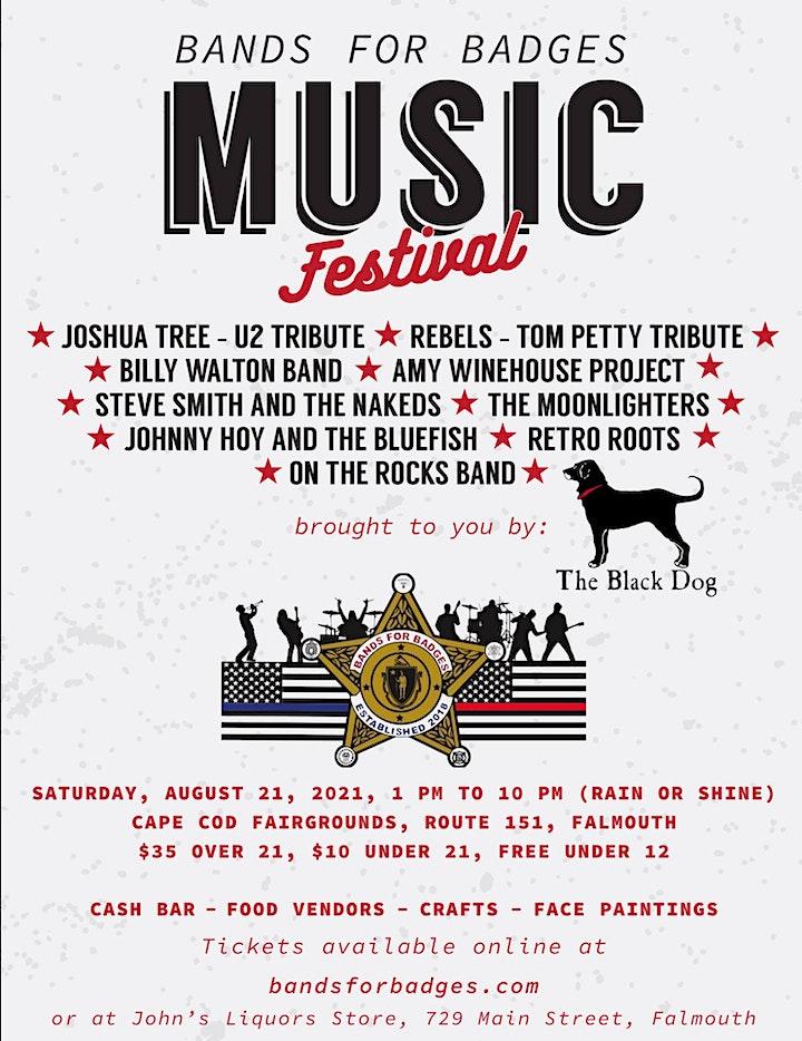 Bands for Badges Music Festival image