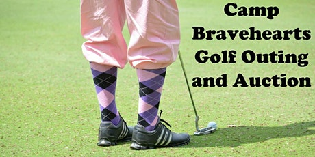 Camp Bravehearts13th Annual Golf Tournament and Auction tickets