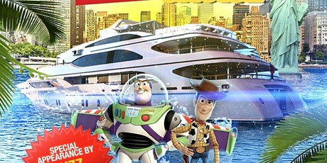 Toy Story Kids Party Cruise tickets