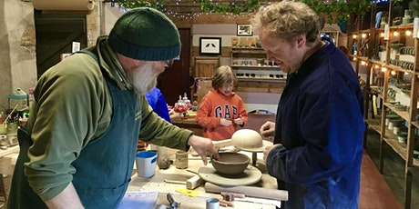Hand Built Pottery Workshops (August 2021) tickets