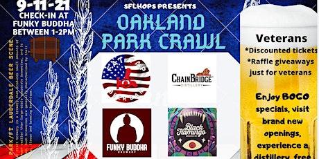 Oakland Park (FtL) Patriot Day Crawl tickets