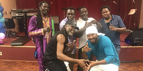 Father's Day Link Up Reggae Show | ifrolix band tickets