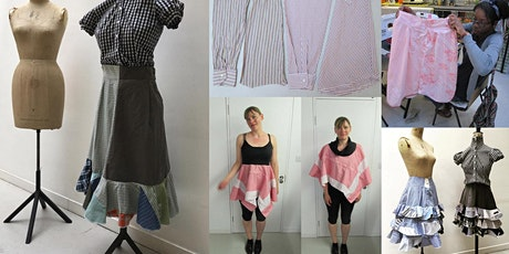 Make your own stylish skirt or shorts from a shirt! tickets