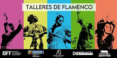 Talleres de Flamenco - Manuela Carrasco (Iniciación) entradas