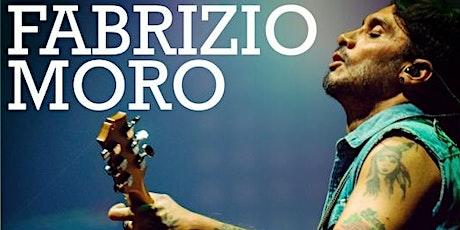 Fabrizio Moro in concerto tickets