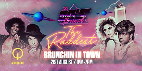 The 80s Brunch tickets