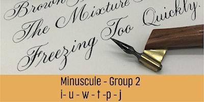 Bite-Size Minuscules Copperplate