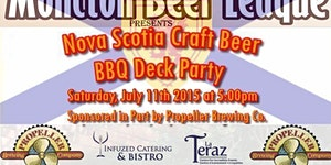 NS Craft Beer BBQ Deck Party