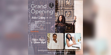 Queen City Beauty Group + Wellness Grand Opening Celebration tickets