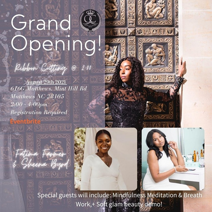 Queen City Beauty Group + Wellness Grand Opening Celebration image