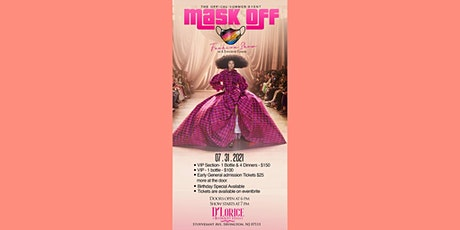 Mask  Off Fashion Show tickets