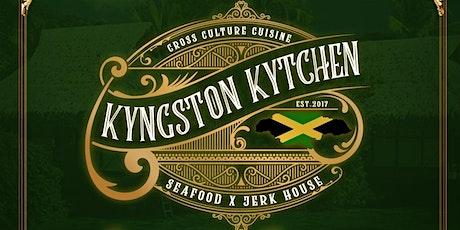 Kyngston Kytchen Seafood + Jerk House - Grand Opening Celebration tickets