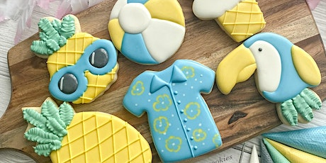 Drinks and Decorating Cookie Class (Beginner) tickets