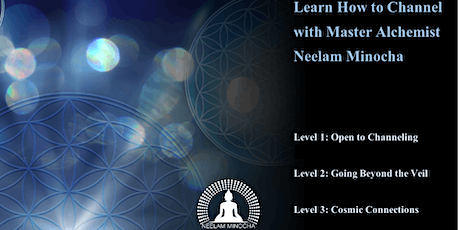 Learn to Channel - Level 1 Open to Channeling tickets