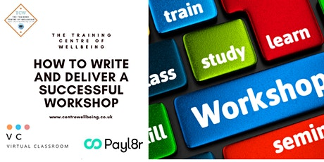 Write and Deliver Successful Workshops tickets
