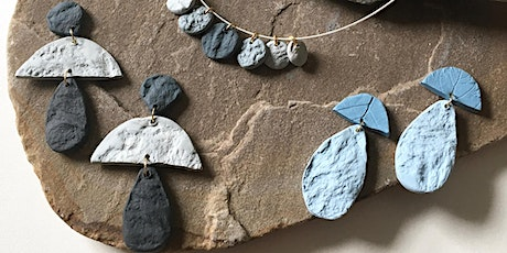 Found Textures in Polymer Clay with K Claire MacDonald & Stephanie Lipp tickets
