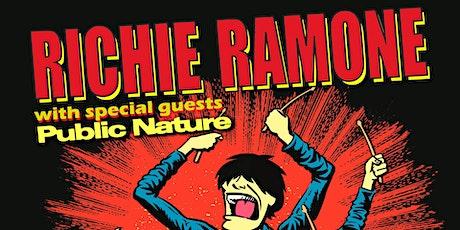 WMGM Presents Richie Ramone At Bourre_ac tickets