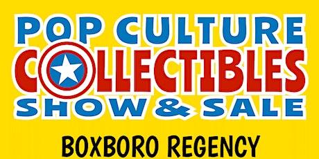 August Pop Culture, Comics, Toys, Records & Collectibles Show & Sale tickets