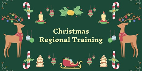 Christmas Regional Training with Rosie & Kim tickets