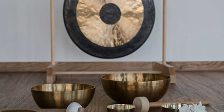 Sunday Soul Spa - Gong Bath + Meditation tickets