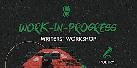 Work-In-Progress: Workshop Series tickets