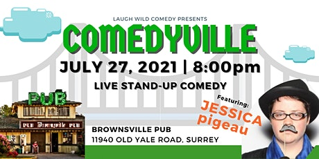 Comedyville tickets