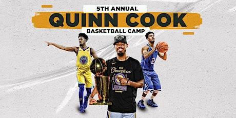 5th Annual Quinn Cook Basketball Camp tickets