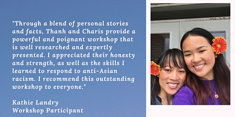 THE STORY YOU MAY NOT KNOW: What does anti-Asian racism look like? tickets