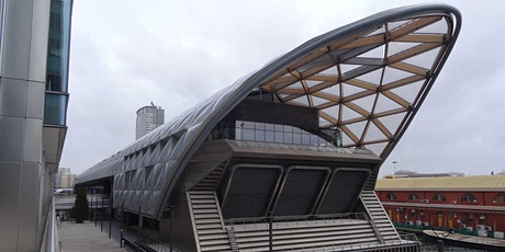 Crossrail in East London - Explorer Tour tickets