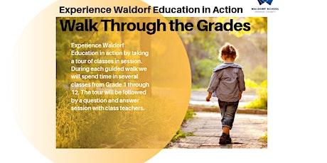 Walk Through the Grades tickets
