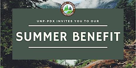 UNP Summer Benefit tickets