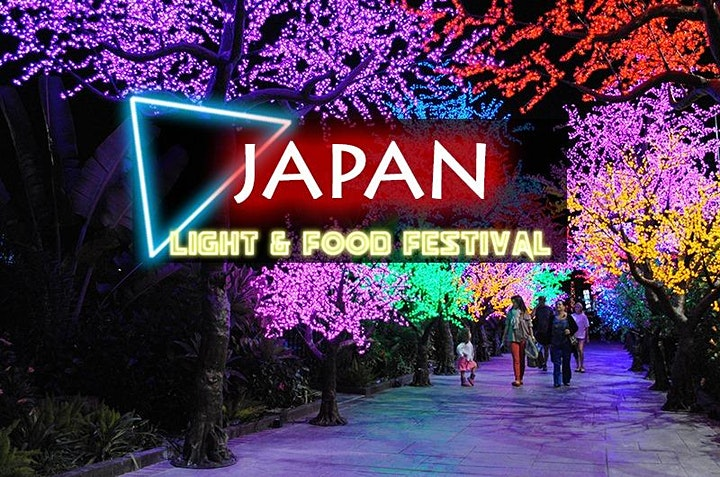 Afbeelding van Japan Light and Food Festival