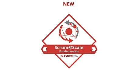 Scrum@Scale Fundamentals (NEW, online, ENGLISH) Tickets