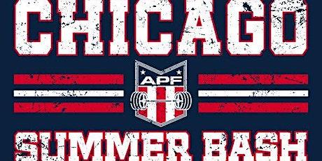 "Chicago Summer Bash ""18"" - SAT - 7/31 - Spectators / Coaches tickets"