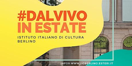 #DALVIVO: IL SUONO DI DANTE Tickets