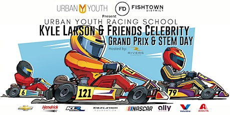 UYRS Kyle Larson & Friends Celebrity Grand Prix  Hosted By Rivers Casino tickets